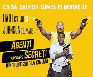 Agenti aproape secreti (Central Intelligence) (2016)