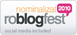 Nominalizat roblogfest 2010